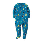Carter's® Monster Footed Bodysuit - Baby Boys newborn-24m