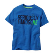 Carter's® Seriously Handsome Graphic Tee - Baby Boys newborn-24m