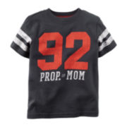 Carter's® Athletic Graphic Tee - Baby Boys newborn-24m