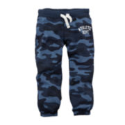 Carter's® Pull-On Fleece Pants - Baby Boys newborn-24m