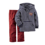 Carter's® Hoodie and Pants - Toddler Boys 2t-5t