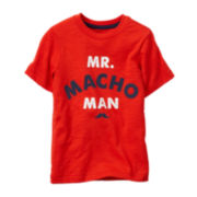 Carter's® Macho Man Graphic Tee - Toddler Boys 2t-5t
