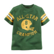 Carter's® All-Star Graphic Tee - Toddler Boys 2t-5t