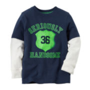 Carter's® Seriously Handsome Graphic Tee - Toddler Boys 2t-5t