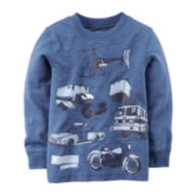 Carter's® Rescue Transport Sweatshirt - Toddler Boys 2t-5t