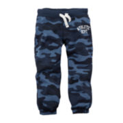 Carter's® Pull-On Fleece Pants - Toddler Boys 2t-5t