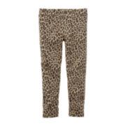 Carter's® Animal-Print Leggings - Preschool Girls 4-6x