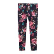 Carter's® Floral-Print Leggings - Preschool Girls 4-6x
