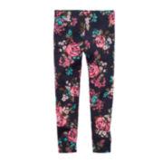 Carter's® Floral-Print Leggings - Preschool Girls 4-6x