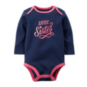 Carter's® Little Sister Bodysuit - Baby Girls newborn-24m