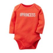 Carter's® Princess Bodysuit - Baby Girls newborn-24m