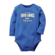 Carter's® Good Looks Bodysuit - Baby Boy newborn-24m
