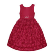 American Princess Soutache Dress - Girls 7-12 and Plus