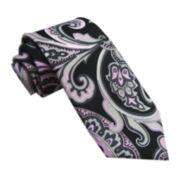Susan G. Komen® Large Paisley Tie