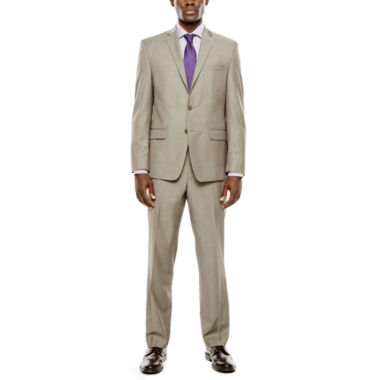 jcpenney.com | Collection by Michael Strahan Taupe Suit- Classic Fit