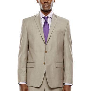jcpenney.com | Collection by Michael Strahan Taupe Suit Jacket - Classic Fit