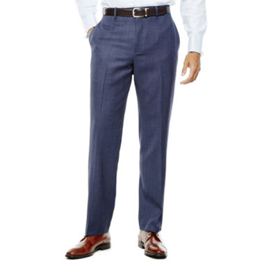 jcpenney.com | Collection by Michael Strahan Birdseye Flat-Front Suit Pants - Classic Fit