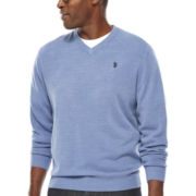 U.S. Polo Assn.® V-Neck Sweater