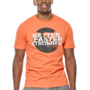 Xersion™ Better Faster Graphic Tee