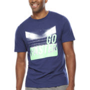 Xersion™ Go Faster Graphic Tee