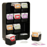 Mind Reader Tea Bag Rack