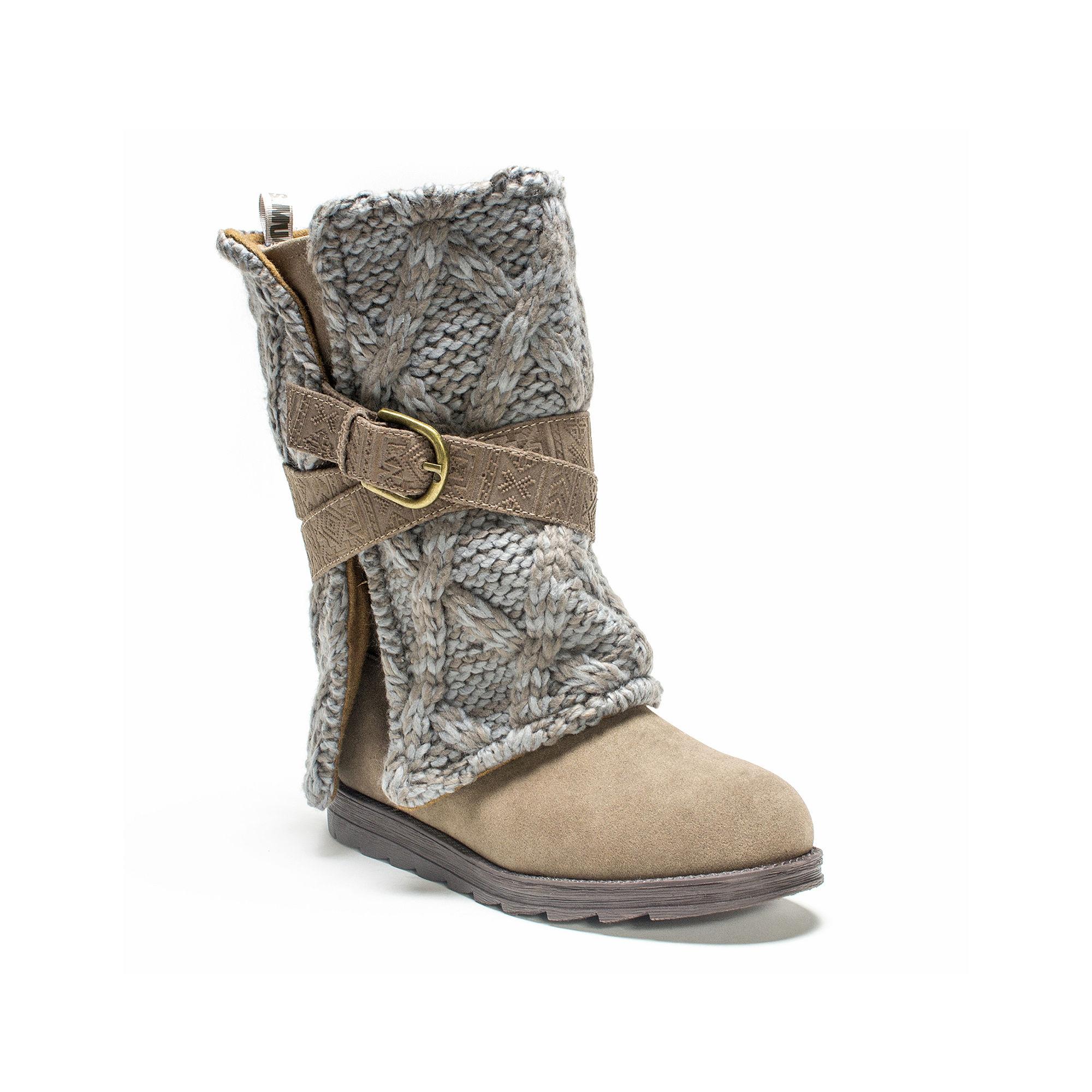 MUK LUKS Nikki Womens Boots plus size,  plus size fashion plus size appare