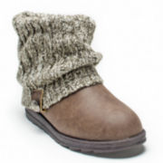 MUK LUKS® Patti Womens Ankle Boots