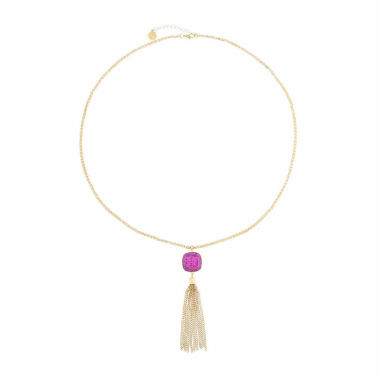 jcpenney.com | Liz Claiborne Womens Pendant Necklace