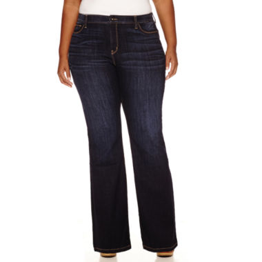 jcpenney.com | Stylus™ Bootcut Jeans - Plus