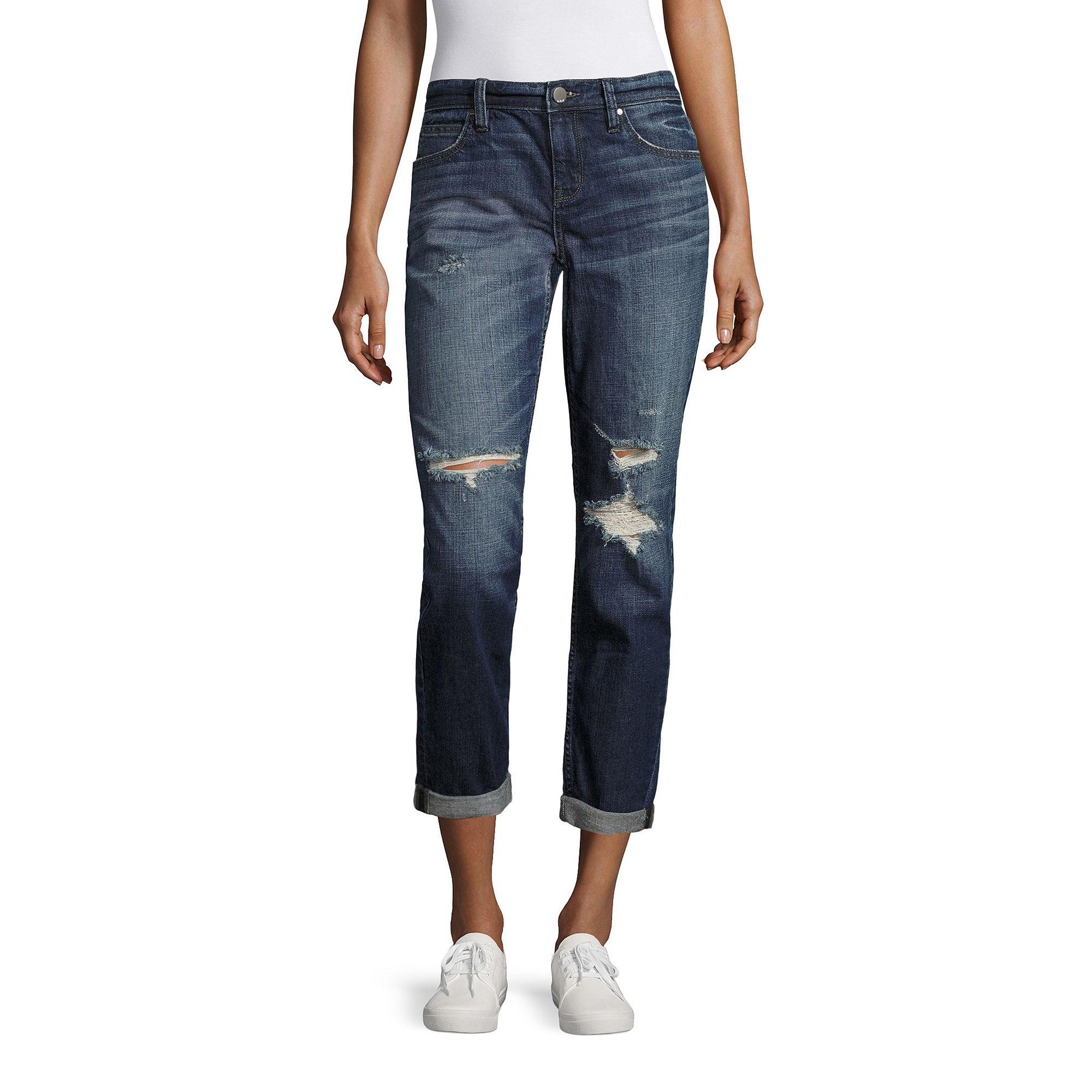 a.n.a Boyfriend Jeans - Tall plus size,  plus size fashion plus size appare