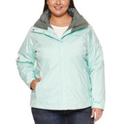Columbia® Outer West™ Interchange Thermal Coil Jacket - Plus