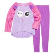 Polyester Pant Pajama Set