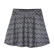 by&by girl Knit Skater Skirt - Big Kid