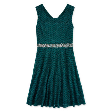 jcpenney.com | Speechless Sleeveless Party Dress - Big Kid