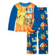Pokemon 2-pc. Microfleece Pajama Set- Boys 6-12