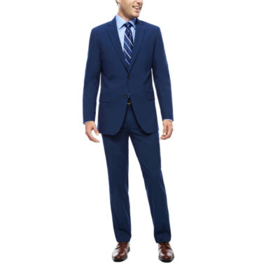 jcpenney.com | JF J. Ferrar® Blue Stretch Suit Separates-Slim Fit
