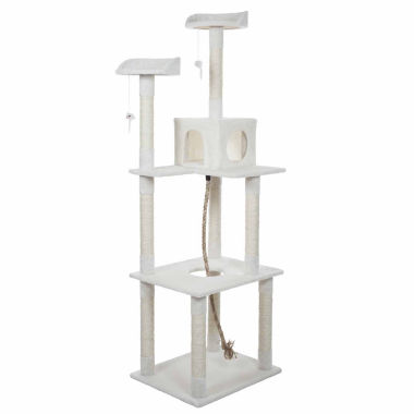 jcpenney.com | Petmaker 6 ft. Sleep and Play Cat Tree