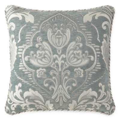 "Croscill Classics® Vincent 18"" Square Decorative Pillow"