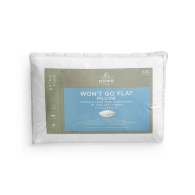 jcpenney.com | JCPenney Home™ Won't Go Flat® Pillow