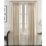 Pinch-Pleat Curtain Panel