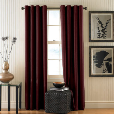 jcpenney.com | Monterey Grommet-Top Curtain Panel