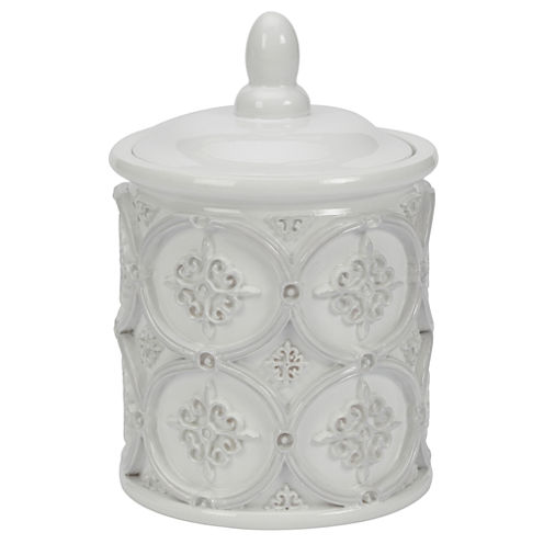 Ariel Covered Jar