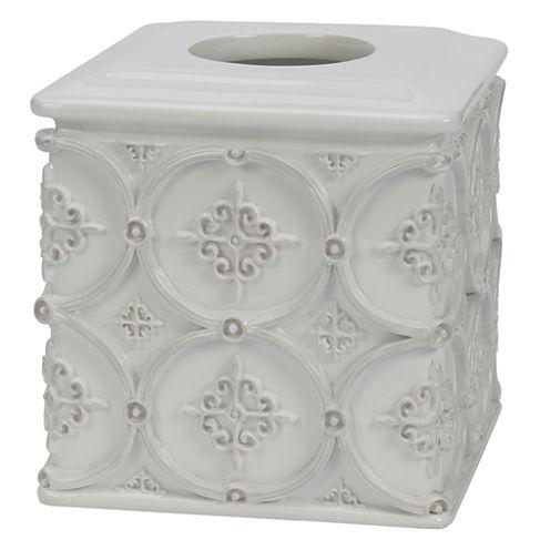 Ariel Tissue Box Cover