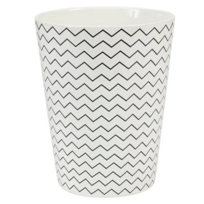 Modern Angles Wastebasket