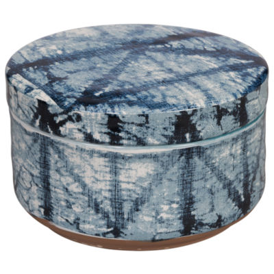 Shibori Jar