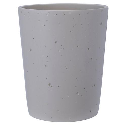 Concrete Wastebasket