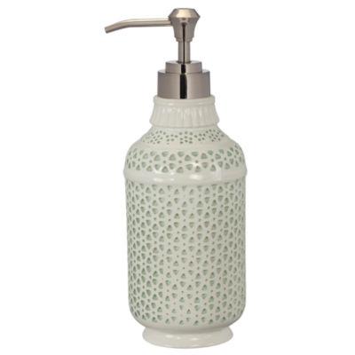 Boho Nomad Soap Lotion Dispenser Color Aqua Jcpenney