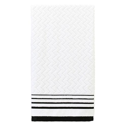Modern Angles Bath Towel Collection