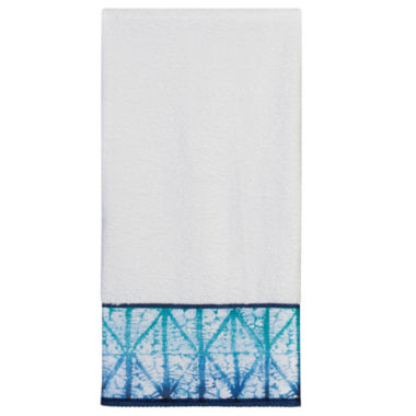 jcpenney.com | Shibori Bath Towel Collection