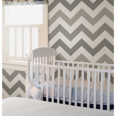 jcpenney.com | NuWallpaper Zig Zag Peel And Stick Wallpaper